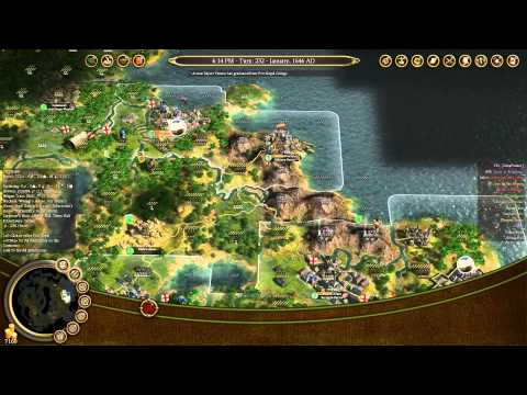 Let's Play Civ IV Colonisation 9 (Farm Your Hearts Out, The Groundwork Of Revolution)