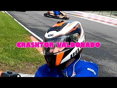 Crashtor Valdonado Sighting! (Race #2)
