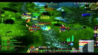 85 Destruction warlock Pvp BG#1 (4.3) Archdemon goes Destruction