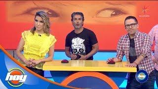 Andrea Escalona vs Mauricio Mancera se juegan el desempate en ¡Fíjate bien! | Hoy