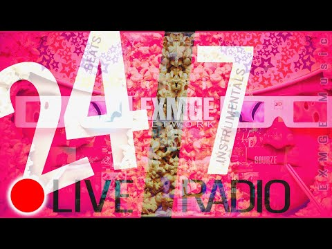 RAP BEATS RADIO 24/7 | Trap/Trapeton/HipHop/Dancehall/RnB/Ambient | EXMGE Music