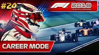 F1 2018 Career Part 24: Now We Can Fight