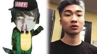 Kid Threatens LEAFY, YouTuber FIGHT Caught on Camera! RiceGum vs Mystic, I'm Not Gay