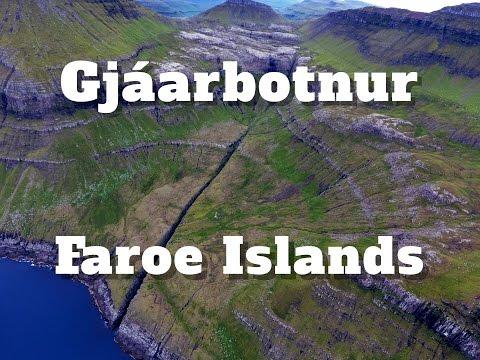 Gjáarbotnur, Føroyar.