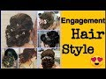 Engagement Hair Style