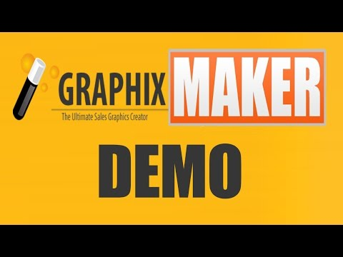 Graphix Magic Demo Webinar - Graphix Maker Intro