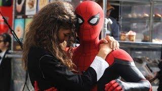 Spider-Man: Far From Home Official Teaser Trailer (2019) Tom Holland, Jake Gyllenhaal Movie HD