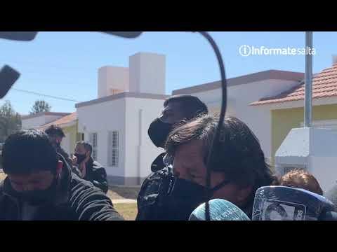 """""""Si es circulación comunitaria o circulación por conglomerado lo decide Nación"""""""