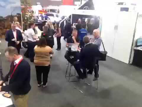 AFAC19 - EMSINA Booth Timelapse