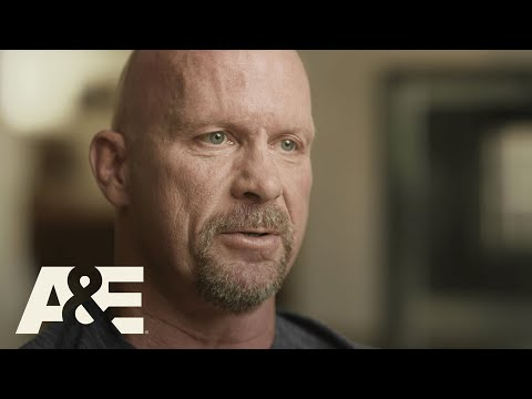 """Biography: 'Stone Cold' Steve Austin"" 