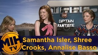 Samantha Isler, Annalise Basso and Shree Crooks - Captain Fantastic
