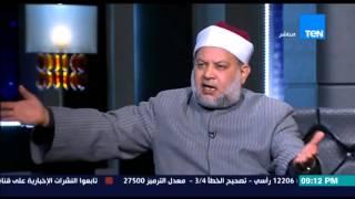 البيت بيتك -  الاعلامية إنجي أنور مع صاحب فتوي الخمرغير محرم فى الاسلام