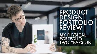 Product Design Portfolio Review! My Porfolio, 2 Years On