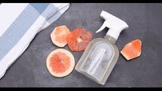 DIY 4-Ingredient All-Purpose Cleaner   GLOW