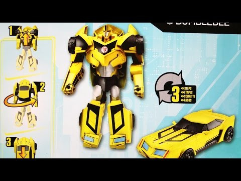 Bumblebee / Бамблби - Robots in Disguise -  Transformers / трансформер - Hasbro - B0897