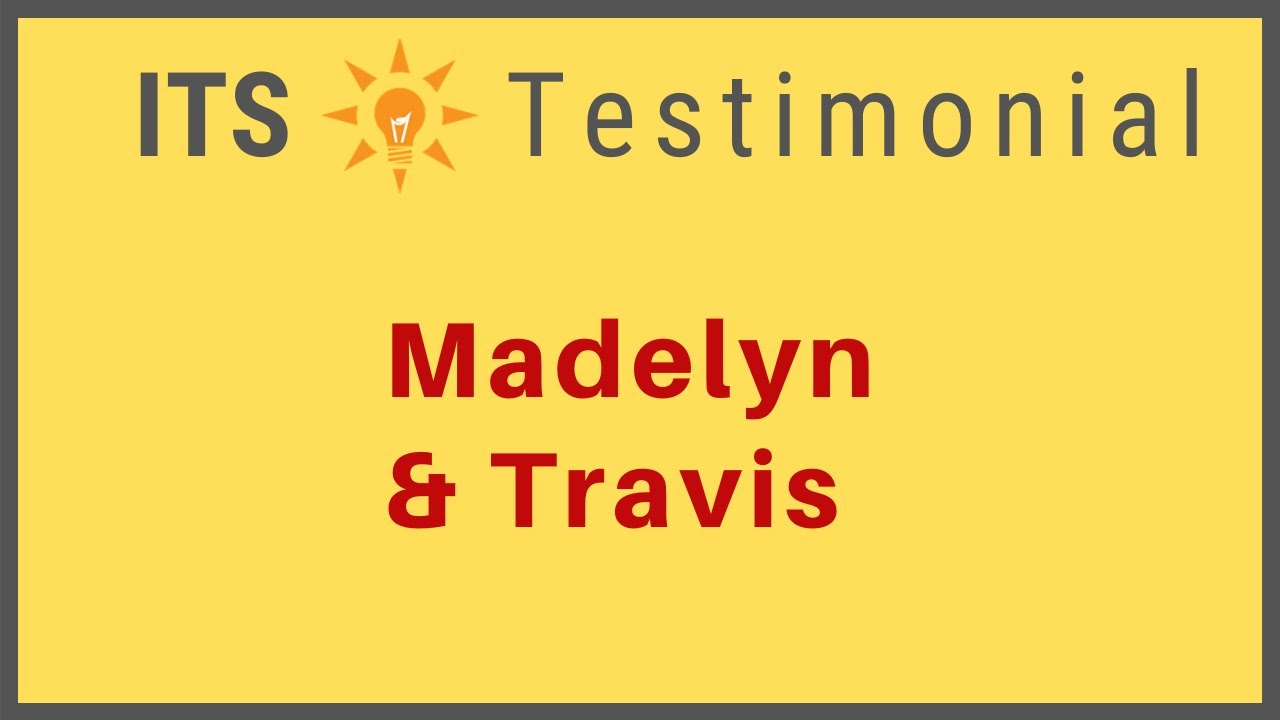 Madelyn's Testimonial