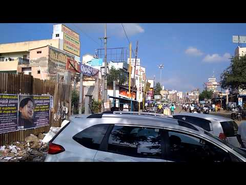 The normal life in Coimbatore India part 16 - a beautiful town