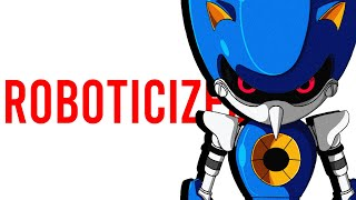 Download lagu How Sonic got Roboticized into METAL SONIC | Full Story