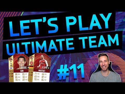 Investment/Trading-Gedanken und Veränderungen im Team | FIFA 18 Let's Play Ultimate Team #11