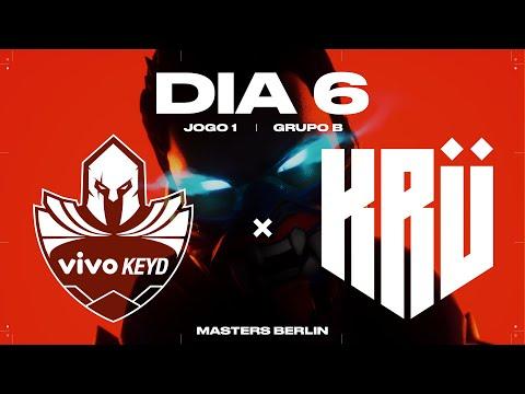 KRU vs KS-VCT 2021 Stage 3 Masters Berlin Group B-G1