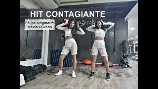 Baixar Hit Contagiante - Felipe Original ft. Kevin O Chris.