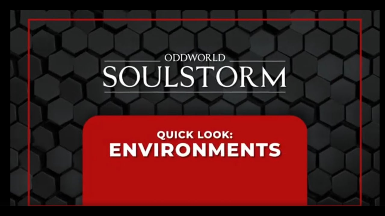 Quick Look: Environments