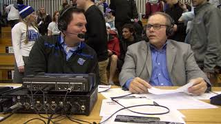 2017-18 GVSU Men's Basketball - Ric Wesley post-game interview (Feb. 15)