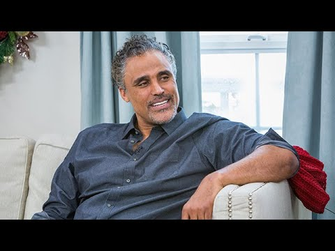 Rick Fox Stops By  Home & Family