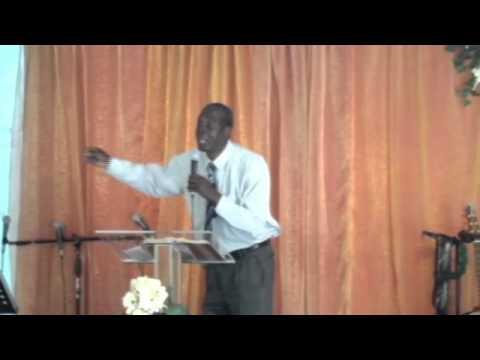Predicazione del fratello Jeffrey del 10/06/2012. Chiesa Effata