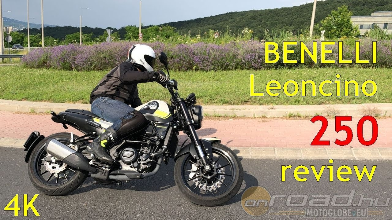Benelli Leoncino 250 (4K) Review
