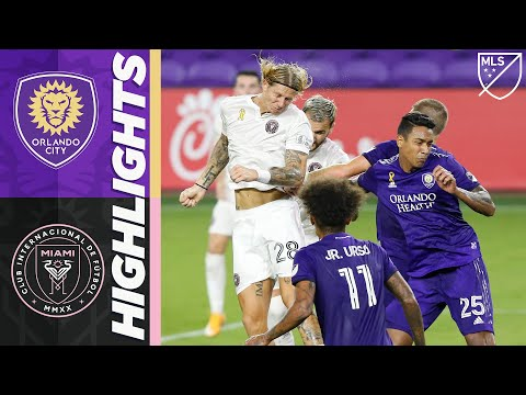Orlando City Inter Miami Goals And Highlights