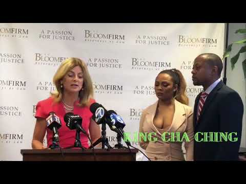 Lisa Bloom & Teairra Mari Are Filing Police Reports & Lawsuits Against 50 Cent & Her Ex Boyfriend