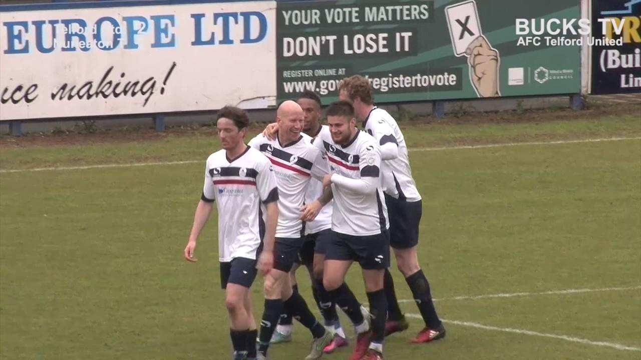 AFC Telford United v Nuneaton ...