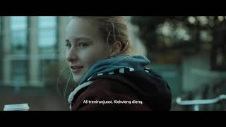 """Filmas paaugliams """"Kovotoja"""""""