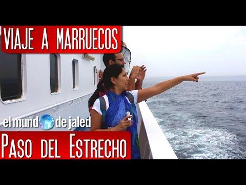 Viajar a Marruecos | Paso del estrecho de Algeciras a Tanger Med en Ferry