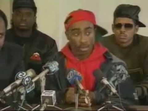 2pac- Me Against The World ( Music Video)