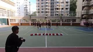 Publication Date: 2019-12-06 | Video Title: 2019-2020 培僑中學 啦啦隊表演(紅社)