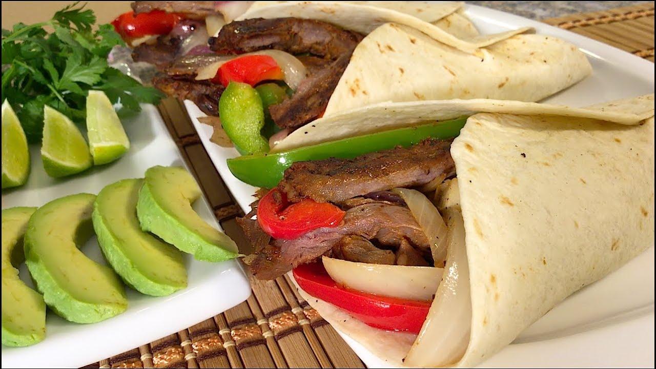 How to make steak fajitas mexican food recipescinco de mayo youtube forumfinder Image collections