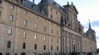 The  Real Monasterio de El Escorial - Spain  -  UNESCO World Heritage Site