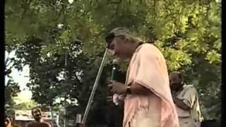 Medha Patkar Supports Bhopal Protest