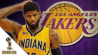 Lakers Under Investigation For Tampering With Paul George!!! | NBA News