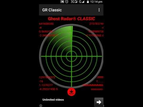The Real Ghost Detector App 2017