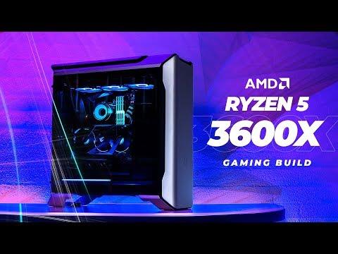 X570 AORUS Master & Ryzen 5 3600X Gaming Build with Benchmarks