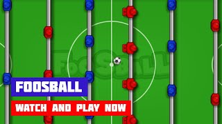 Foosball · Game · Gameplay