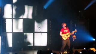 Ed Sheeran The Parting Glass The A Team Vancouver Queen Elizabeth Theatre Thumbnail