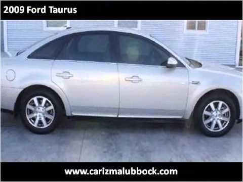 2009 ford taurus used cars lubbock tx youtube for Carizma motors lubbock tx