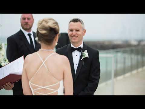 Wedding At Sandringham Yacht Club