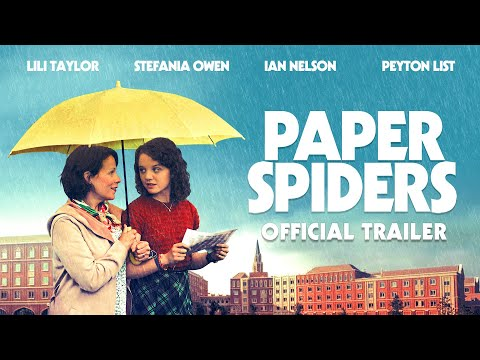 PAPER SPIDERS (2021) - Official Trailer [HD]