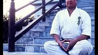 Масутацу Ояма - создатель стиля Кёкусинкай.