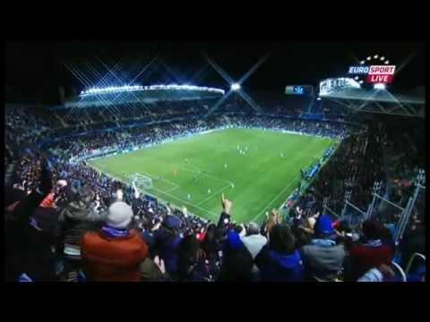 Sorteo Octavos de Final UEFA Champions League (Imágenes) 2012-13